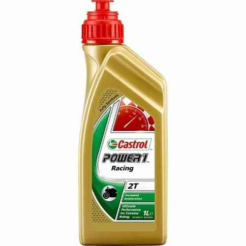 Aceite power 1 racing 2T Castrol 1 L