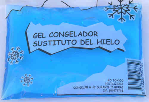 Gel congelador Igloo