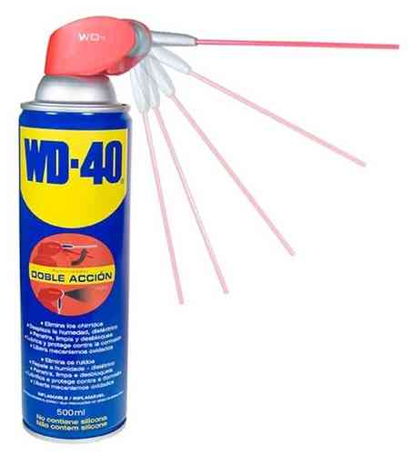 WD-40 Aceite multiusos 500 ml