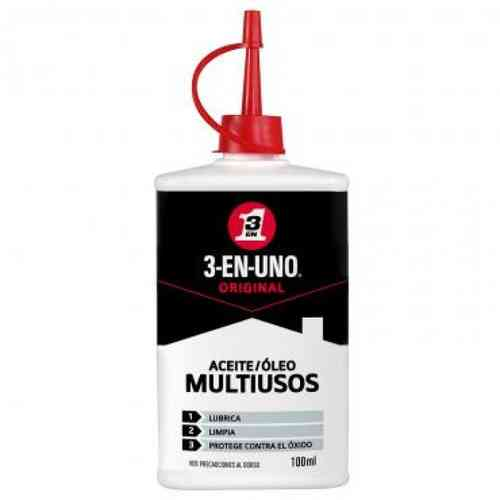 Aceite 3 en 1 multiusos 100 ml