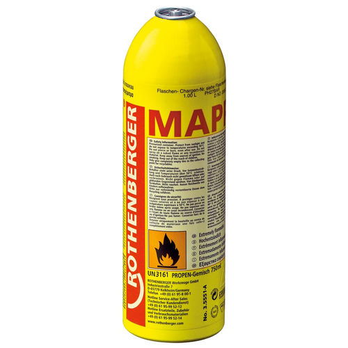 Cartucho multigas MAPP Rothenberger 750 ml