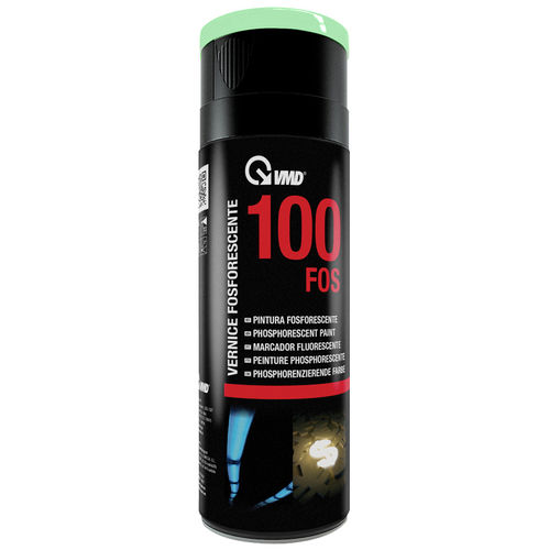 Pintura spray fotoluminiscente Verde 400ml