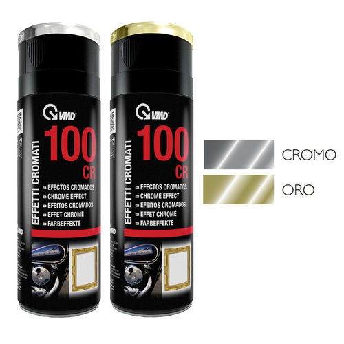 Spray metalizado oro/cromo VMD 400 ml