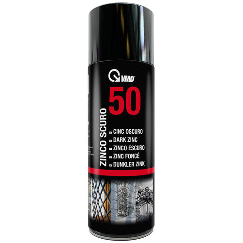 Spray zinc oscuro 98% de VMD 400 ml